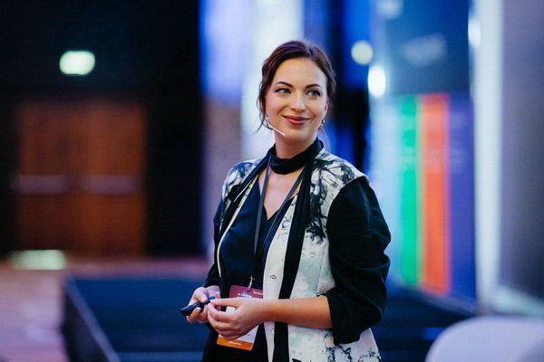 Как предвосхитить ожидания потребителей? Дарья Сармонт на конференции Глобальный тур Terrasoft